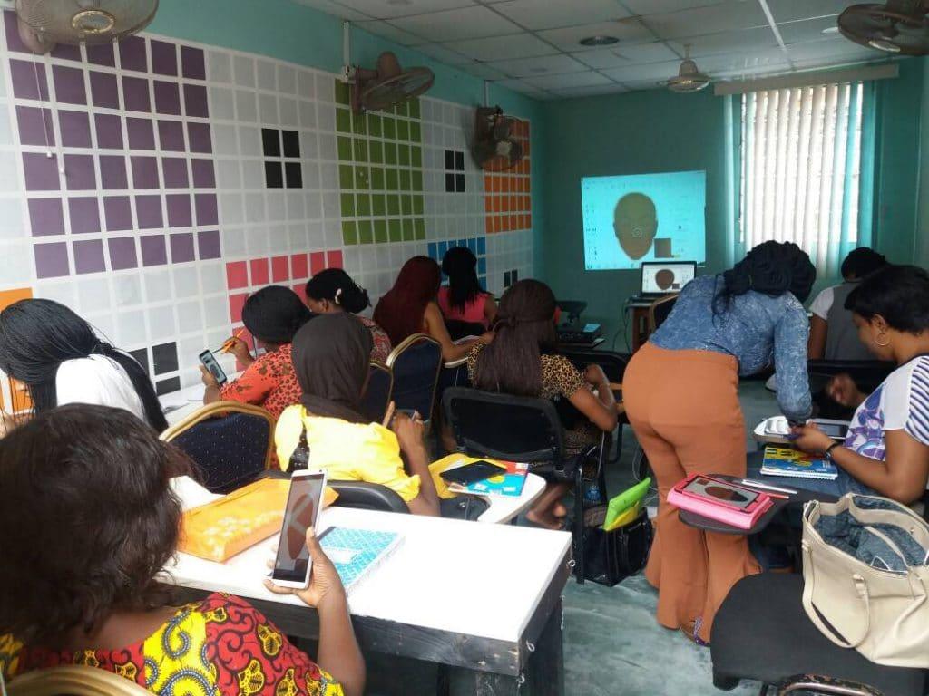 Digital Illustration Class at Martwayne