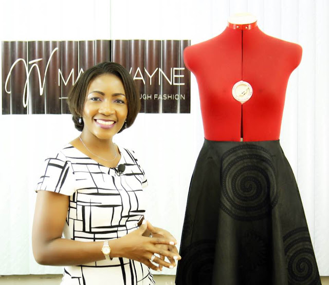Tope Williams-Adewunmi, FOunder Martwayne | Fashion School