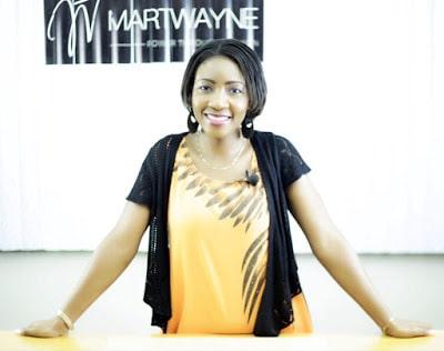 Tope Williams-Adewunmi, Founder, Martwayne Fashion School