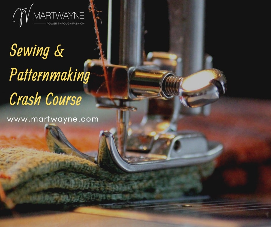 Sewing & Patternmaking Crash Course