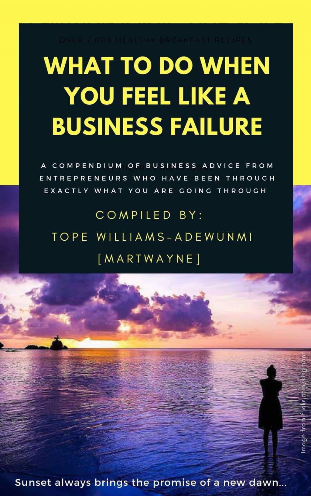 pdf ebook business failure