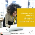 Getting Your Fashion Business ready for 2020