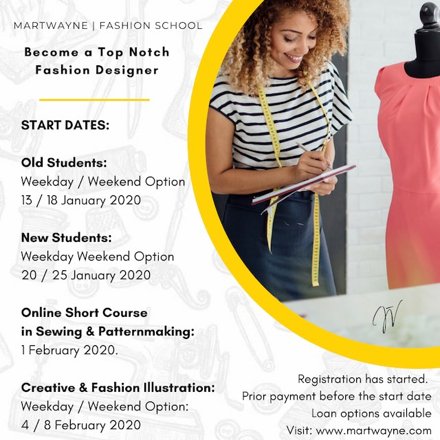 Fashion School in Lagos