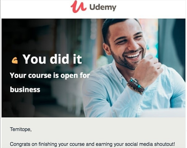 Fashion Course on Udemy