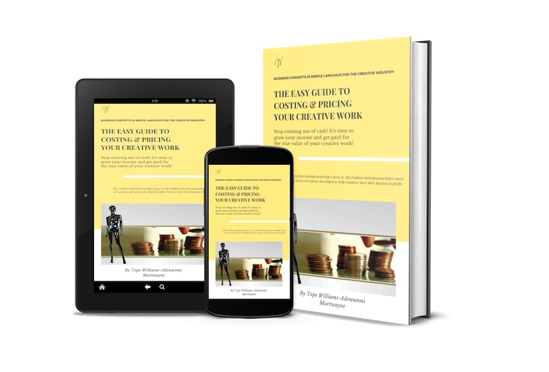 Costing & Pricing EBook