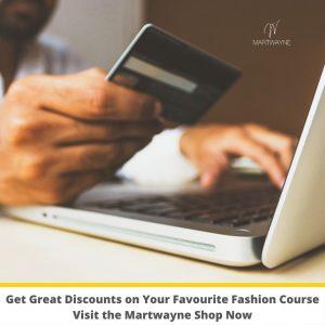 Martwayne Fashion Design Course Online Shop
