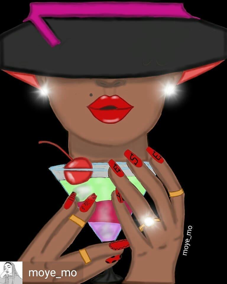 Martwayne student fashion collection