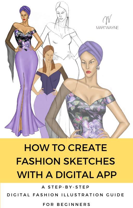 digital fashion illustration pdf