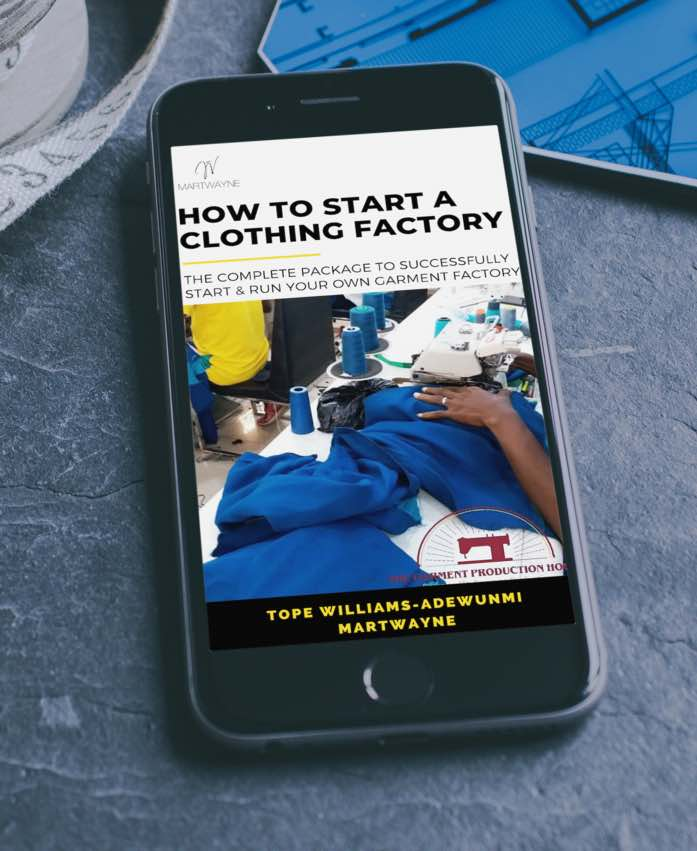 How to Start a Clothing Factory