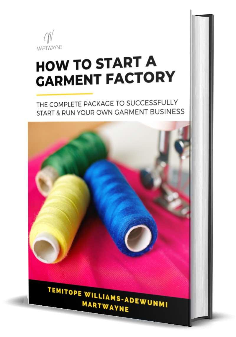 How to Start a Garment factory